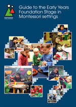 Guide to EYFS Montessori cover