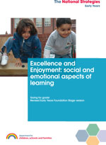 Social and emotional aspects of Learning cover
