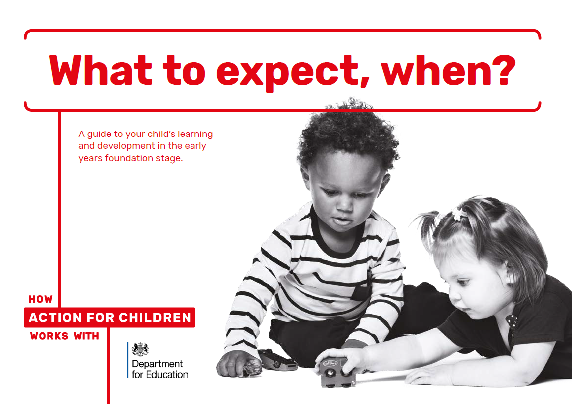 What to expect, when? | From pregnancy to children aged 5